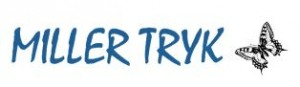 logo miller tryk