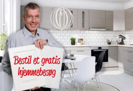 Gør triste køkkener friske
