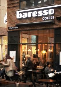 Baresso åbner i oktober