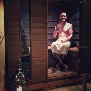pranahuset sauna