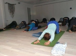 pranahuset yoga