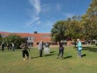 Skolernes motionsdag flytter ind på aktivitetscenter