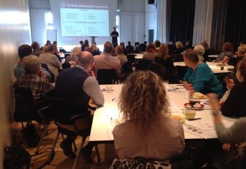 børne- og unge-konference om læringssyn