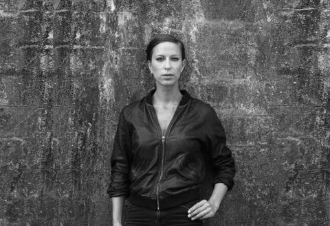 Sanger og sangskriver Mathilde Falch.