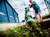 Slagelse Kommune vil hente både haveaffald og ting til storskrald fra 2018.