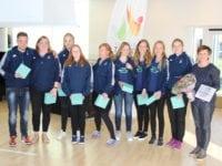 Slagelse Hockey Klub. Kvindehold.