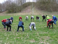 Træning til Rigtige Mænd løb 24.maj 2017