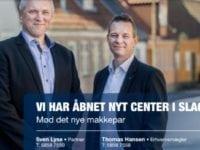 Lyse og Hansen, EDC Erhverv åbner forretning i Slagelse