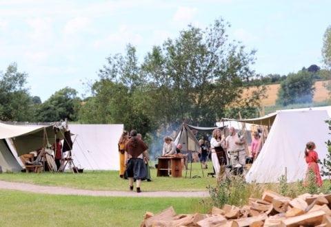 Trelleborg Vikingefestival. Foto: Anne