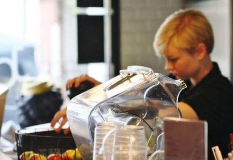 Arbejdstilsynet kontrollerer arbejdsforhold for unge i sommerferien. Foto: Anne
