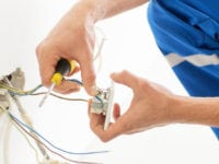 Elektriker. Foto: Shutterstock