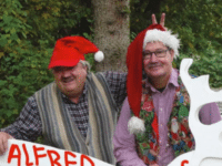Julehits – Nisserne Alfred og Julius